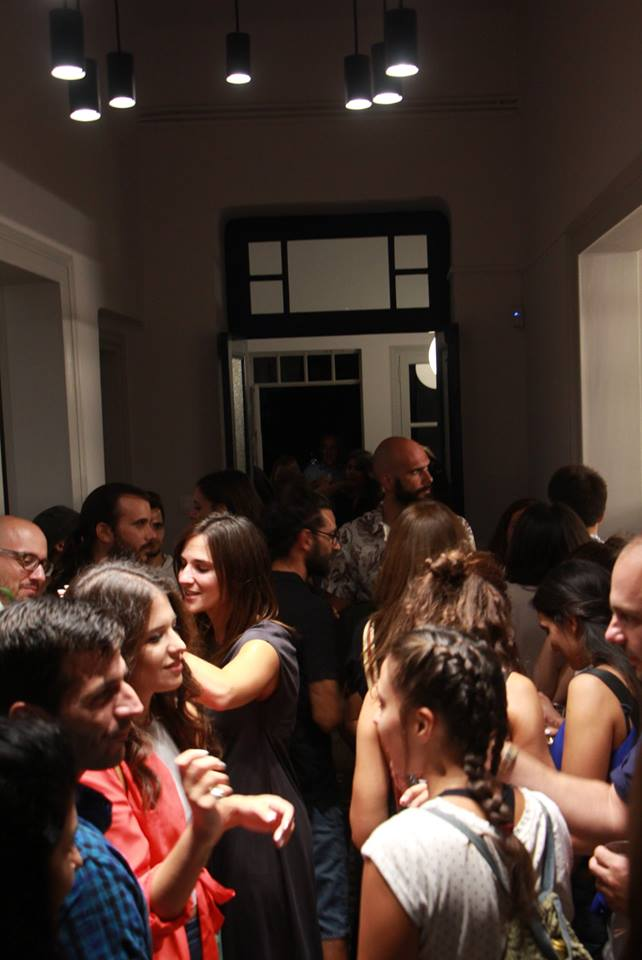 parti architecture office, one year celebration party. Γιορτή για τον ένα χρόνο λειτουργίας στο αρχιτεκτονικό γραφείο μας στα Χανιά.