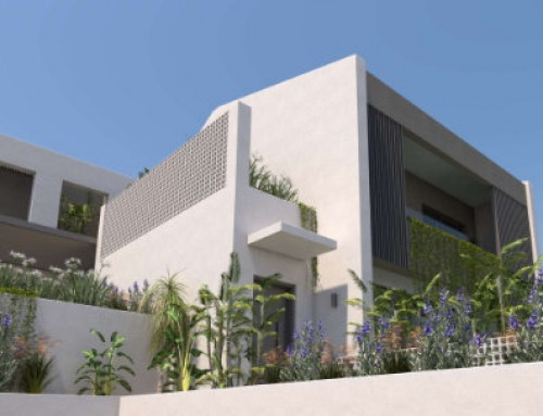 2/3 Complex. Holiday homes in Agios Onoufrios, Crete