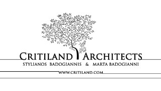 Our partners, Critiland Architects, Design and Construction. Οι συνεργάτες μας, Critiland Architects, σχεδιασμός και κατασκευή.