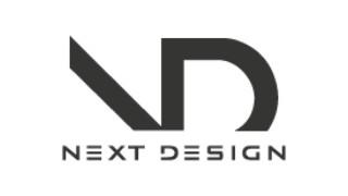 Our partners, Next Design, Design and Construction. Οι συνεργάτες μας, Next Design, μελετητική-κατασκευαστική.